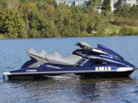 Yamaha Wave Runner- yr 2012- model FX cruiser SHO- Zero