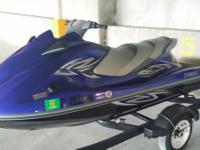 I am selling my 2012 Yamaha Waverunner. It is in