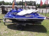 2012 Yamaha Waverunner VX Deluxe 3 seater waverunner