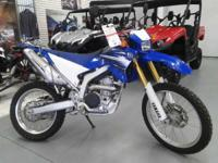 Buy a new WR250R for $6700 or buy this one for only