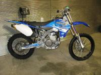 For 2012 the engineers have fine-tuned the 450F with