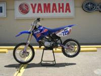 Has GYTR/FMF full exhaust performance suspension and