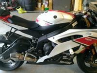 2012 Yamaha R6 Moto General Practitioner Limited