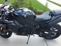 This Yamaha R1 is a Beautiful Bike that is Garage Kept