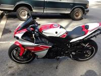 This is a clean 2012 r1 wgp limited editionr1 156/2000