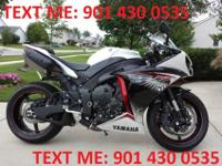 One Yamaha YZF-R1 for sale in great condtion with super