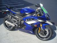2012 Yamaha YZF-R6 Was 10899 Now 8499! Why Buy Used