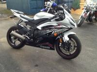 2012 Yamaha YZF-R6 600 Mile YZF-R6 This bike is perfect