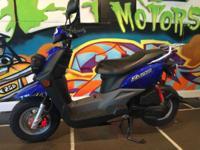 2012 Yamaha Zuma 50F 2012 YAMAHA ZUMA 50F ONLY 176