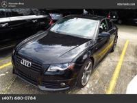 2012 Audi A4 Our Location is: Mercedes-Benz Of Sarasota