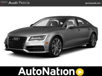 2012 Audi A7 Our Location is: Audi Peoria - 16900 North