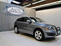 2012 AUDI Q5 2. 0T QUATTRO PREMIUM PLUS: MONSOON GRAY