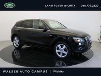 2012 Audi Q5 3.2 quattro located at Audi Wichita.