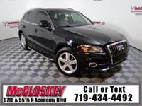 Luxury Audi ready for your test drive! All Wheel Drive,