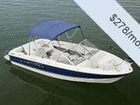 You can have this vessel for as low as $278 per month.