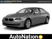 This impressive example of a 2012 BMW 5 Series 528i is