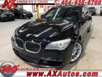 CLICK HERE TO WATCH LIVE VIDEO OF 2012 BMW 740L!