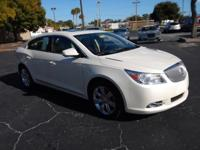 2012 Buick Lacrosse Premium 3 Group ** ABSOLUTLEY