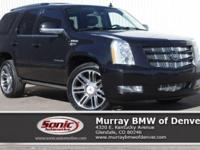 This 2012 Cadillac Escalade Premium AWD comes complete