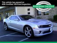 2012 Chevrolet Camaro 2dr Cpe 2SS Our Location is: