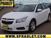 This 2012 Chevrolet Cruze LT w/1LT is happily provided