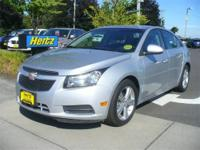 This 2012 Chevrolet Cruze LT w/2LT is offered to you
