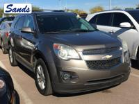 Clean CARFAX. Mocha Steel Metallic 2012 Chevrolet