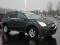 2012 CHEVROLET EQUINOX WAGON 4 DOOR LT w/1LT Our