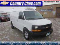 Nice Cargo Van. Why Purchase this vehicle from us here