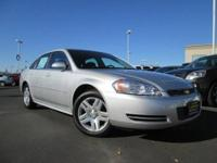 One Owner & Low Miles Chevrolet Impala LT! Passenger