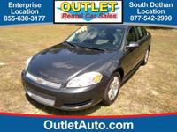 Check out this gently-used 2012 Chevrolet Impala we
