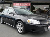 2012 Chevrolet Impala LT! LOW FINANCING! Remote