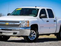 Look at this 2012 Chevrolet Silverado 1500 LS. Its