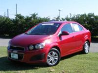 This 2012 Chevrolet Sonic LT is offered exclusively by