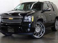 2012 CHEVROLET Tahoe 2WD 4dr 1500 LT 2WD 1500 LT Our