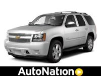 The Chevrolet Tahoe is the benchmark all other SUVs