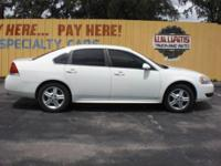 2012 Chevy Impala LS, $16,995.00. 22,062 current