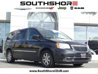 Recent Arrival! 2012 Chrysler Town & Country Touring
