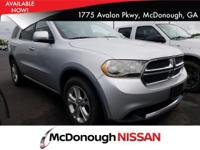 Check out this 2012 Dodge Durango Crew. Its Automatic