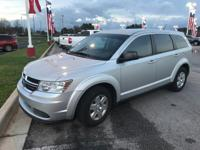 This outstanding example of a 2012 Dodge Journey SE is