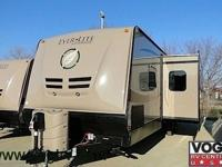 New! NEW 2012 EVERGREEN EVERLITE 34 BH-DS FOR SALE!