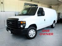 2012 White Ford E150 For Sale in Denver/Aurora. This