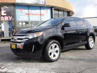 Safe and reliable, this Used 2012 Ford Edge SEL makes