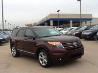 This outstanding example of a 2012 Ford Explorer 4WD