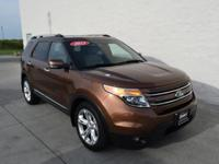 This outstanding example of a 2012 Ford Explorer