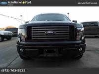 2012 Ford F150 Supercrew FX2 2WD - automatic, aluminum
