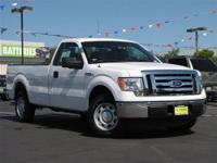 This 2012 Ford F-150 XL Truck features a 5.0L V8 SFI