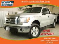 2012 Silver Ford F150 XLT For Sale in Denver/Aurora.