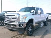 Options:  2012 Ford F-250 Super Duty Lariat||Vin: