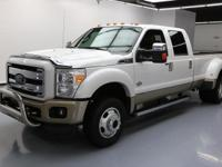 2012 Ford F-450 with FX4 Off-Road Package,6.7L